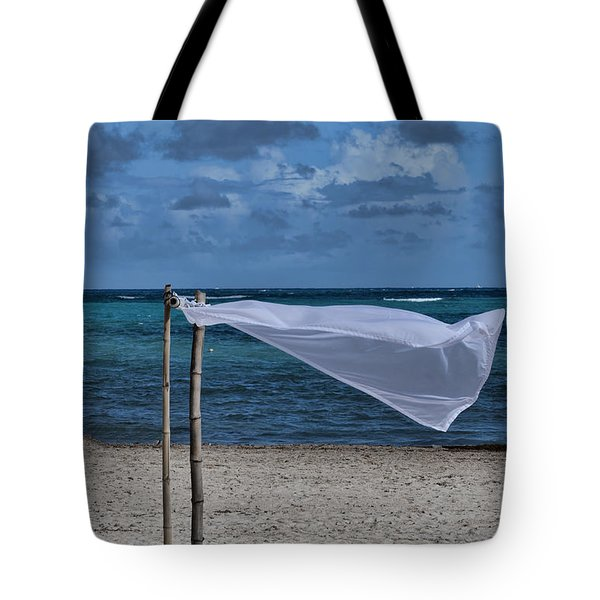With The Wind Tote Bag