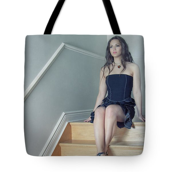 Within My Heart Tote Bag