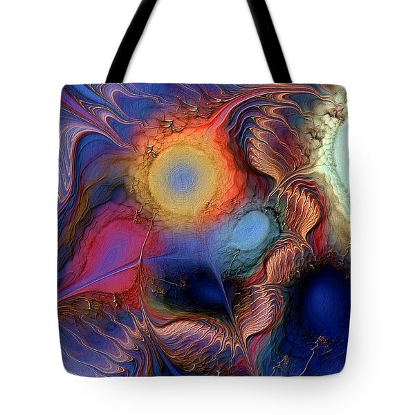 Within You And Without You Tote Bag