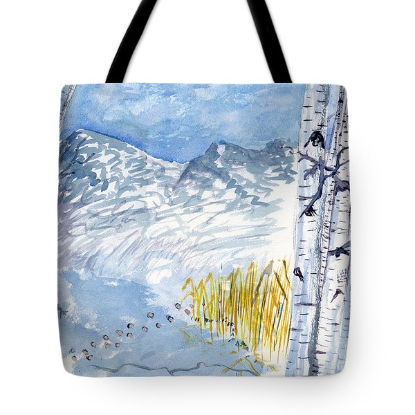 Without Borders Tote Bag