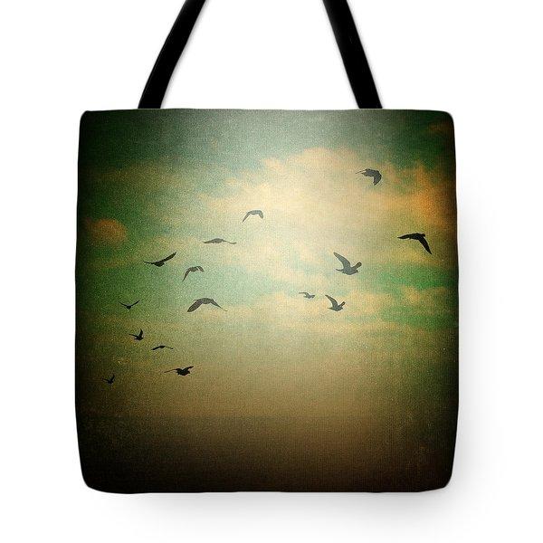 Without Tote Bag by Taylan Apukovska