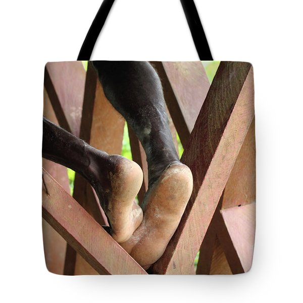 Without Title Tote Bag