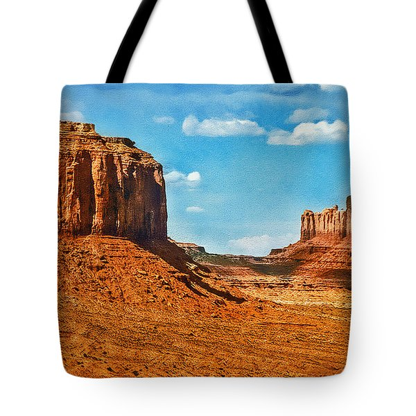 Tote Bag featuring the photograph Witnesses Of Time by Hanny Heim