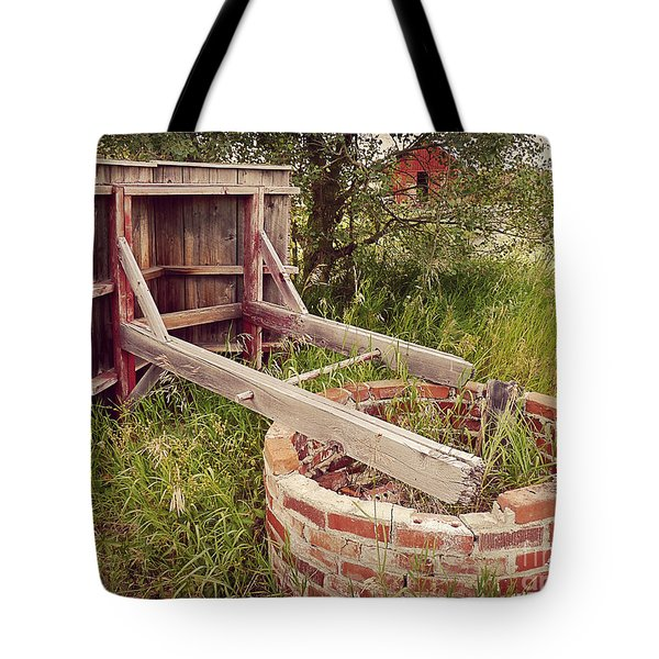 Woeful Well Tote Bag