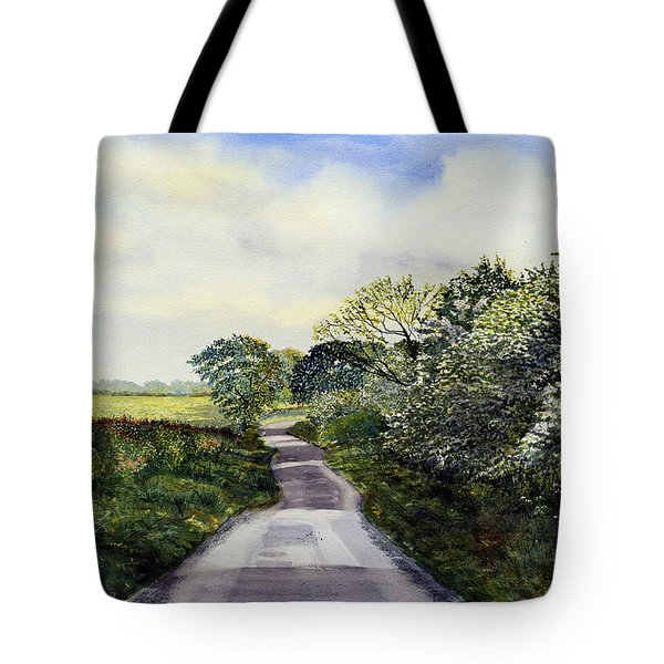 Woldgate - Late Spring Tote Bag