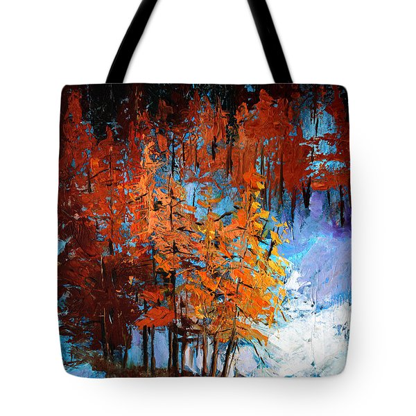 Wolf Country Tote Bag