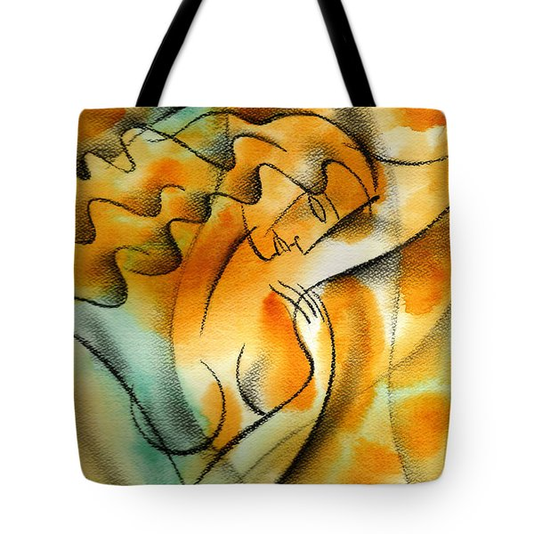 Woman Health Tote Bag