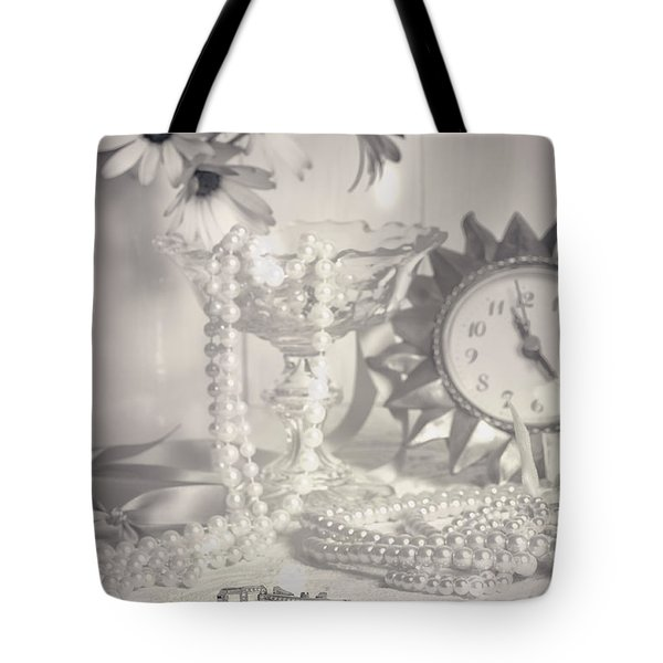 Womans Dressing Table Tote Bag