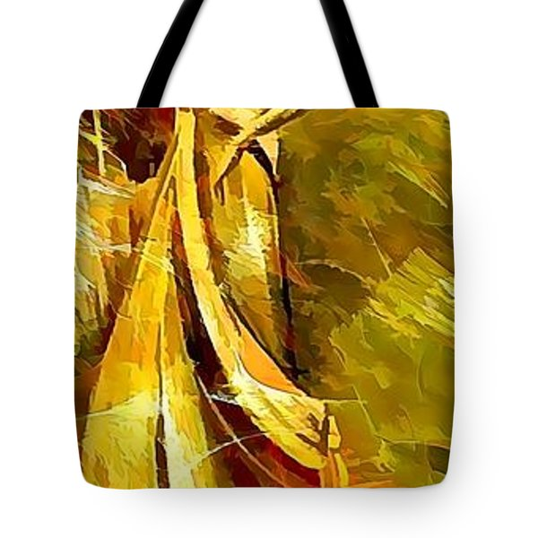Women 643-12-13 Marucii Tote Bag by Marek Lutek