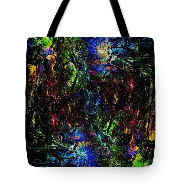 Women In Mourning Tote Bag by Klara Acel