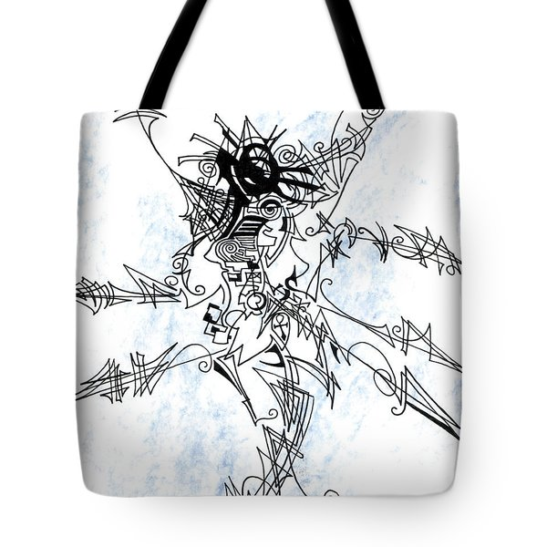Women Of 7 Tote Bag