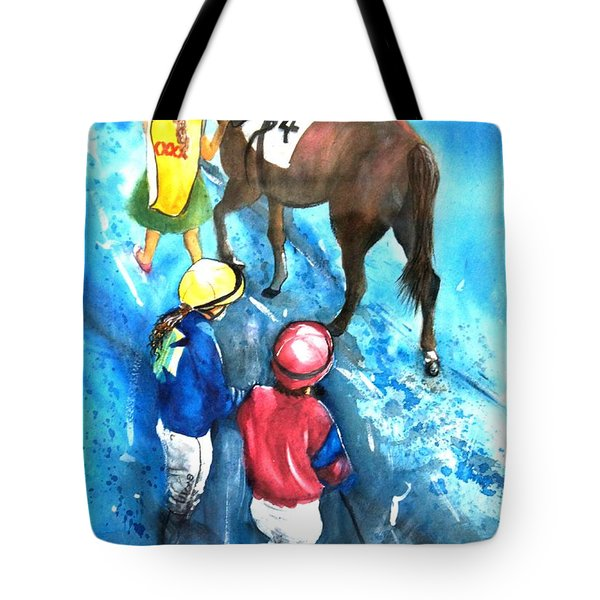 Giddy Up Girls Tote Bag