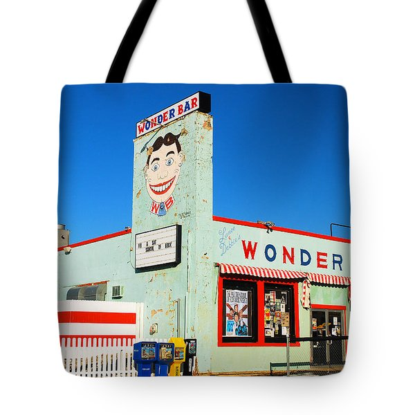 Wonder Bar Asbury Park Tote Bag