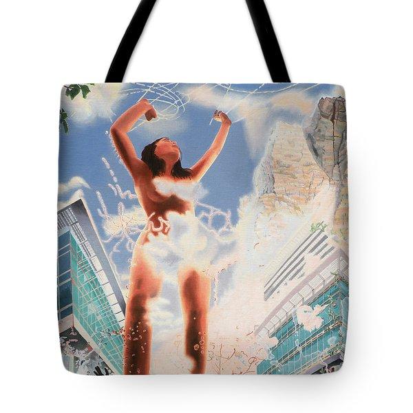 Wonder Tote Bag by Dave Martsolf