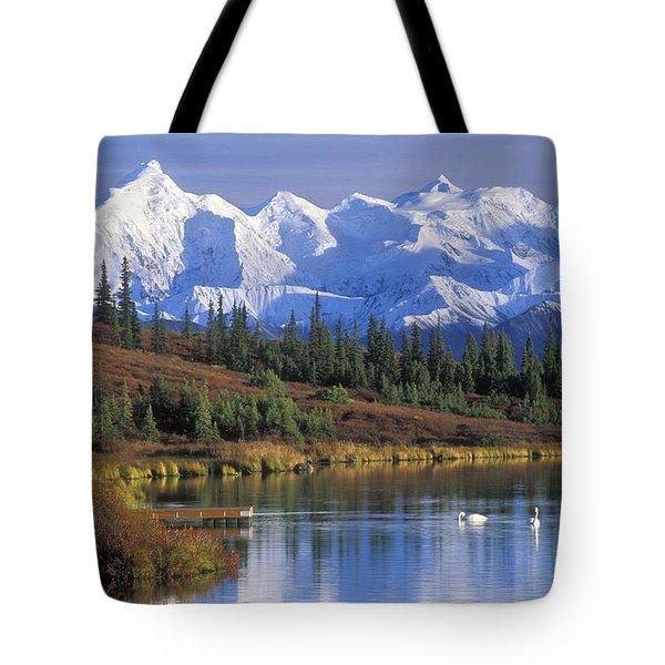 Wonder Lake 2 Tote Bag