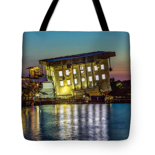 Tote Bag featuring the photograph Wonder by Rob Sellers