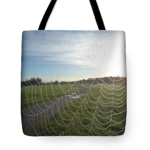 Wonder Web Tote Bag