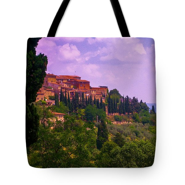 Wonderful Tuscany Tote Bag by Dany Lison