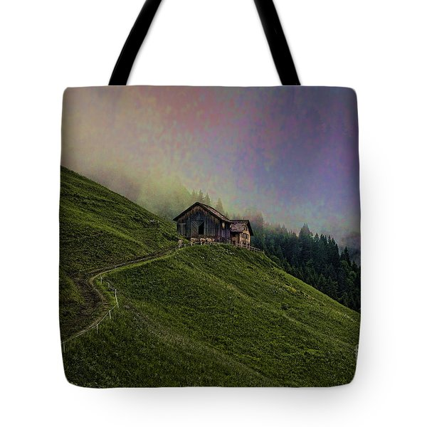 Wonderland-2 Tote Bag