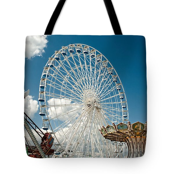 Wonderland Fun Tote Bag