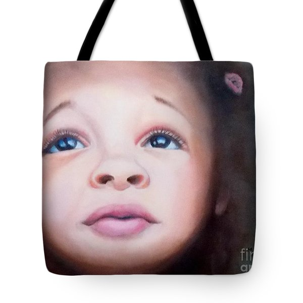 Wonderment Tote Bag