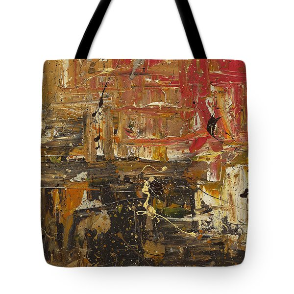 Wonders Of The World 2 Tote Bag