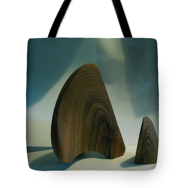 Wood Zen Harmony Tote Bag