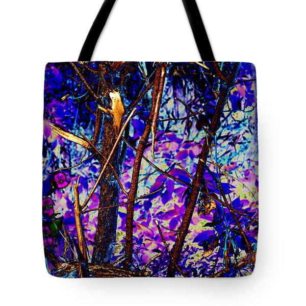 Woodland Tote Bag by Carol Lynch