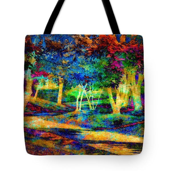 Woodland Gem Tote Bag by William Beuther