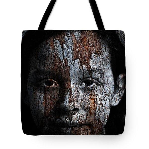 Woodland Princess Tote Bag by Christopher Gaston