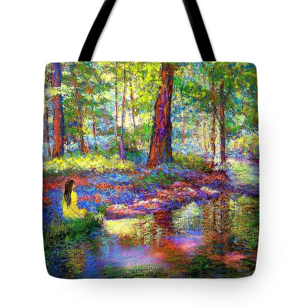 Woodland Rapture Tote Bag