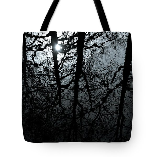 Woodland Waters Tote Bag by Dave Bowman