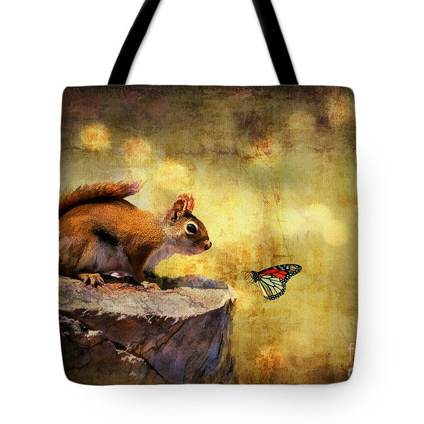 Woodland Wonder Tote Bag