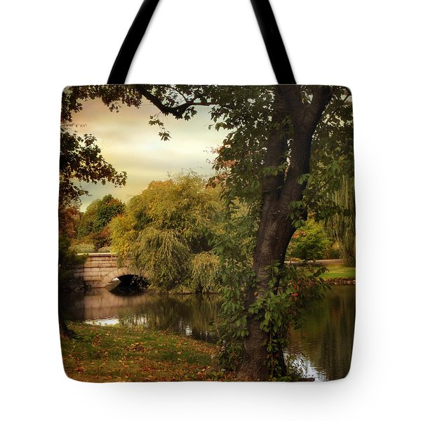 Woodlawn Reflections Tote Bag