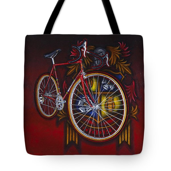 Woodrup Team 75 Tote Bag