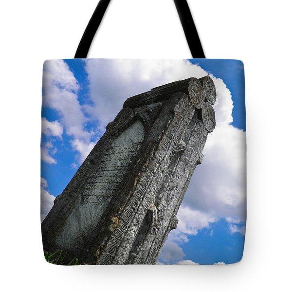 Woodstone Tote Bag by Nick Kirby