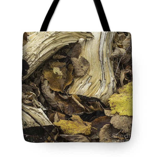 Woodwork 4 Tote Bag