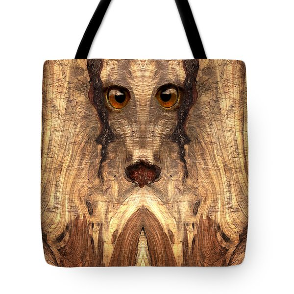 Woody #12 Tote Bag by Rick Mosher