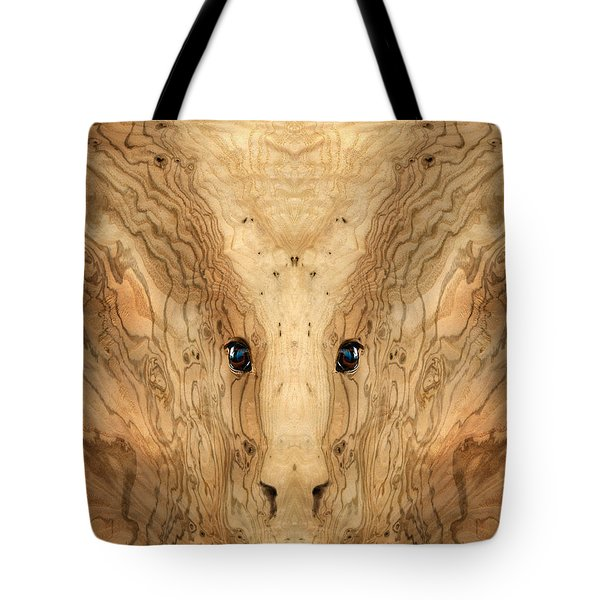 Woody 38 Tote Bag by Rick Mosher