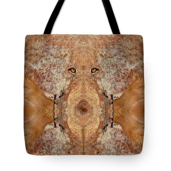 Woody 45 Tote Bag