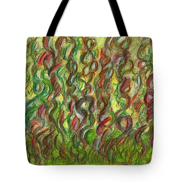 Wooing Nature Tote Bag
