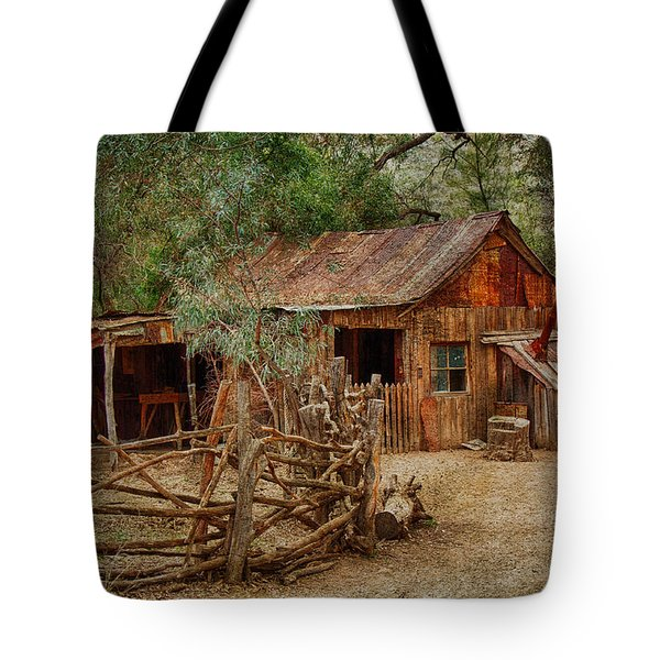 Wool Shed Tote Bag