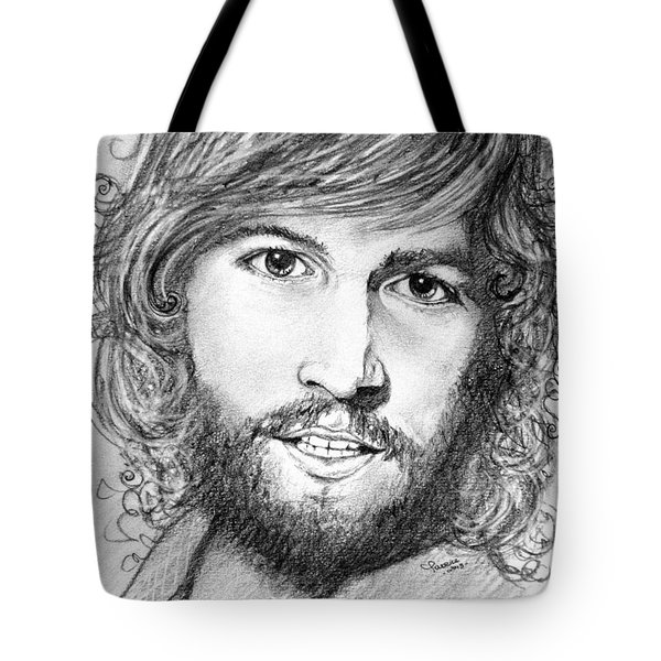 Barry Gibb  Tote Bag