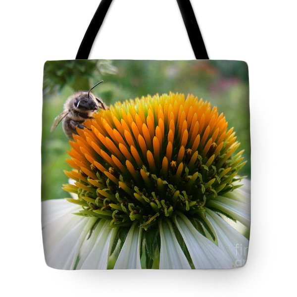 Work Of Healing Tote Bag by Agnieszka Ledwon