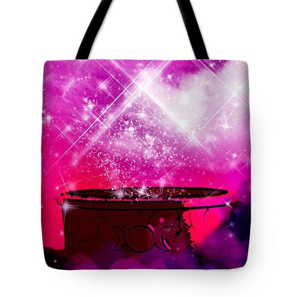 Work The Magic Tote Bag