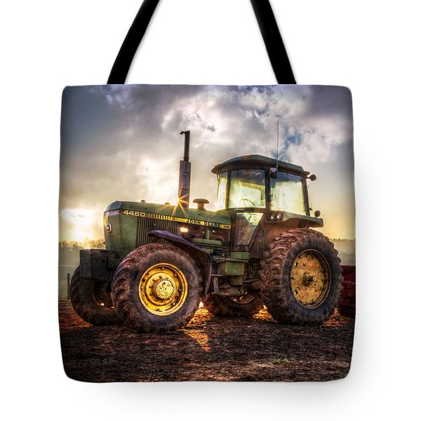 Workhorse II Tote Bag
