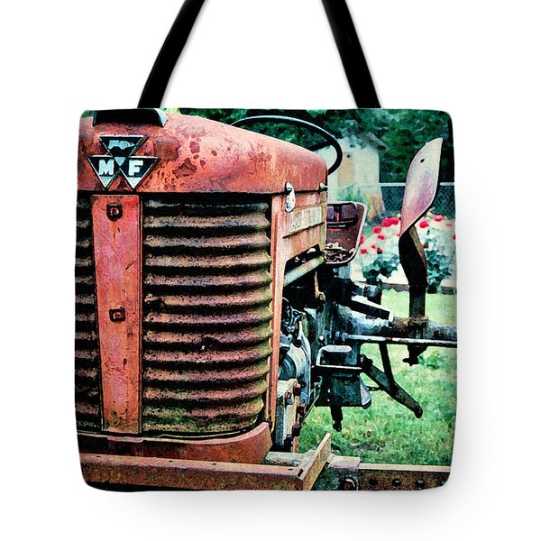 Workhorse Tote Bag by Patricia Greer