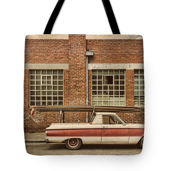 Working Class Tote Bag by Andrew Paranavitana
