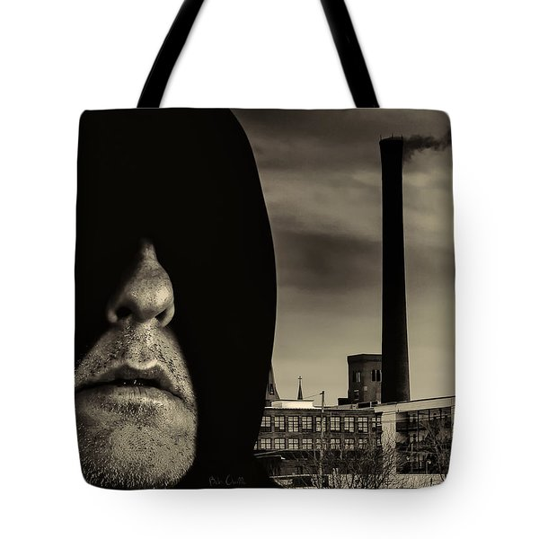 Working Class Man Tote Bag by Bob Orsillo