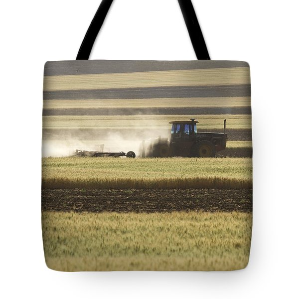 Working Farmer Tote Bag by James BO  Insogna